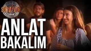 Birleşme Gecesinde Anlat Bakalım Heyecanı!   69.Bölüm   Survivor AllStar 2018