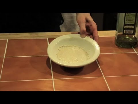 How to Make Tahini for Hummus : Hummus Recipes