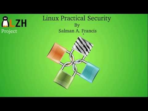 Linux Practical Security Course