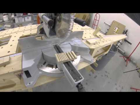 EASY DADO WITH A MITER SAW