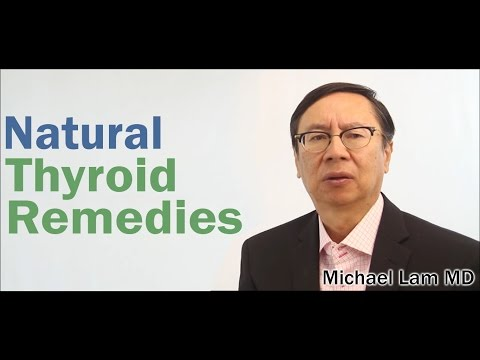Natural Thyroid Remedies and Adrenal Fatigue