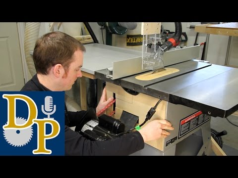 4 Table Saw Dust Collection Upgrades
