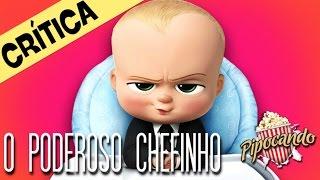 O PODEROSO CHEFINHO - DEPOIS DOS CRÉDITOS (crítica)