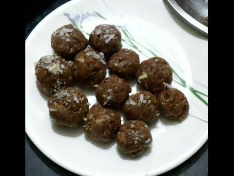 Winter tonic Dates ladoo | Khajoor ke Ladoo | खजूर के लड्डू | Energy Balls