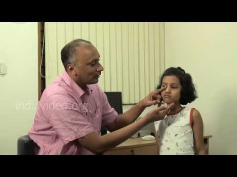 Lacrimal Massage | How to stop watering from child's eyes