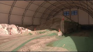 Plymouth works to reduce road salt usage