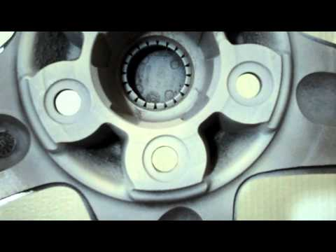 Measuring 5-Lug Wheel with Bolt Pattern Pro