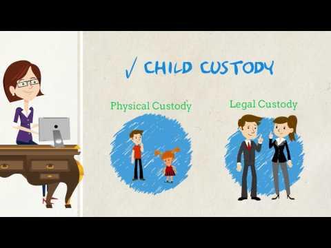 California Child Custody - Family Law Matters