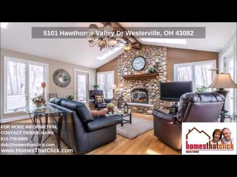 Hawthorne Valley Home for Sale in Westerville OH - Westerville Schools