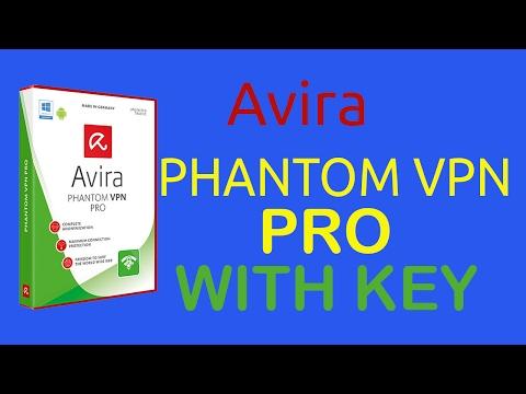 Free Download avira phantom pro vpn with activation (change my ip adress)