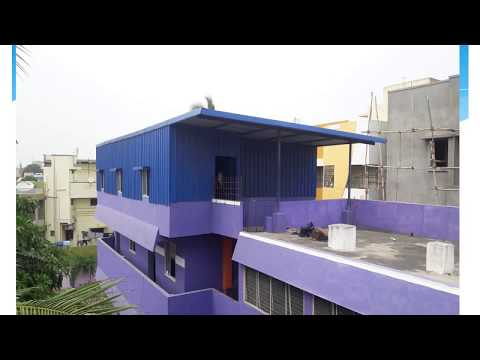 Roofing Shed Conteractors Chennai,Trichy,Coimbatore,Vellore,Pondicherry,Salem,Madurai
