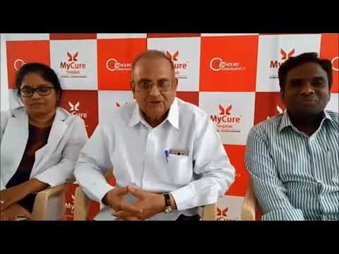 Padmashri Awardee & Former Secretary to Govt of India at MyCure Hospitals Kurnool