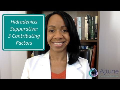 Hidradenitis Suppurativa: 3 Contributing Factors