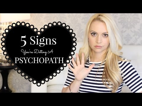 5 Signs You're Dating a PSYCHOPATH: Relationship Expert Dr. Kimberly Moffit