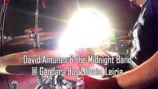 David Antunes & the Midnight Band @ Gândara