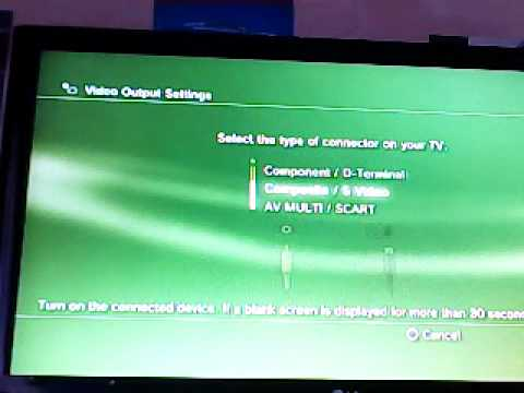 How to change your ps3 to high definition
