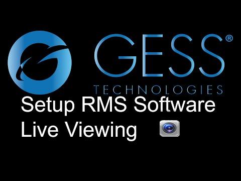GESS Technologies - RMS Live View Walkthrough