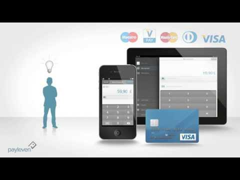 Accept card payment with your smartphone & tablet with Payleven