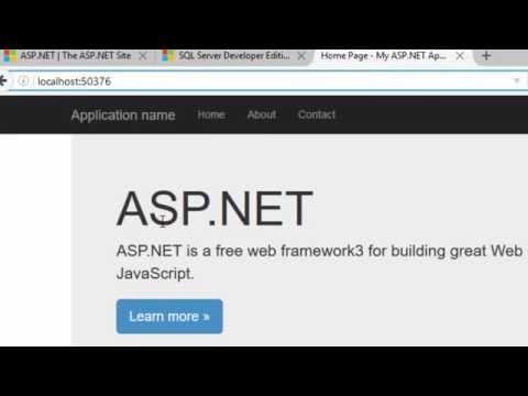 Introducción ASP.NET MVC 5 | Programando en ASP.NET MVC 5
