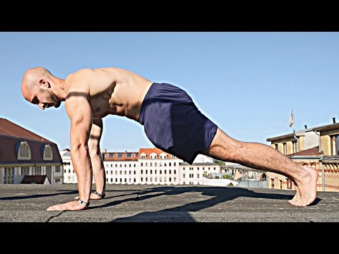 Shoulder Strength Routine - Scapula Shrug Circle