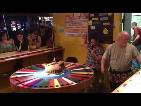 Rat Roulette at Alaska State Fair Carnival
