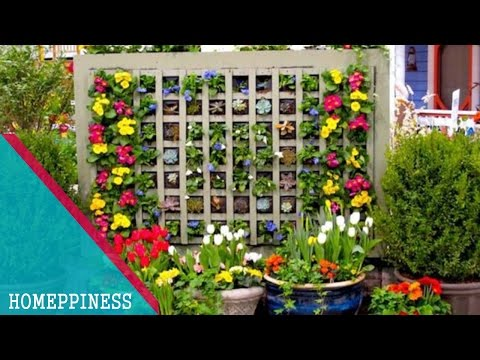 HAVE YOU LOOK THIS? 20+ Great Vertical Flower Garden Ideas 2017