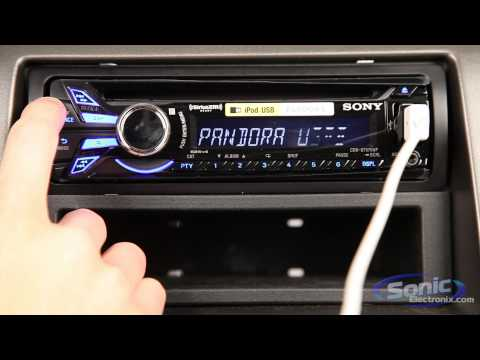 Sony CDX-GT570UP In-Dash CD/MP3/USB Car Stereo Receiver