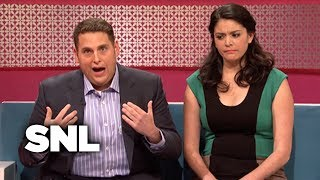Someone Clogged The Couples Quiz Toilet - Snl