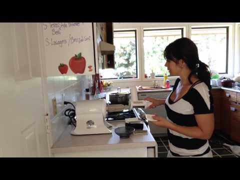 How to make almond butter with Champion Juicer