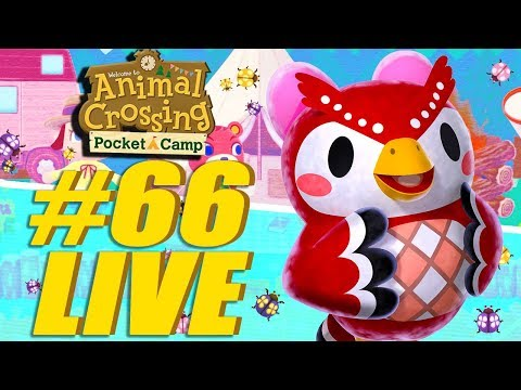 Celeste is here! Animal Crossing: Pocket Camp Live Stream