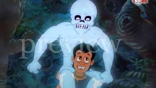 Sahasi Jai - Animation horror / adventure Story in Hindi By Jingle Toons