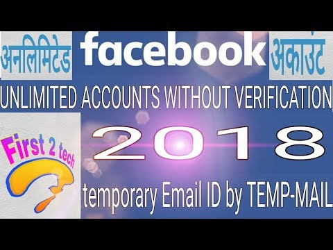 create Facebook id without phone verification [ 2018 working tricks ]