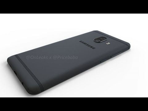 Exclusive: Samsung Galaxy C10 360-Degree View, Dual-camera Mobile