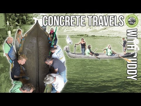 Concrete Travels With Buddy - Episode 2 - At The Mendo Mini
