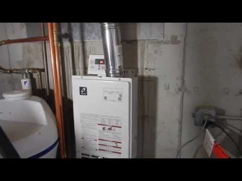 Tankless Hot Water Heater 16 year review with Pros and Cons