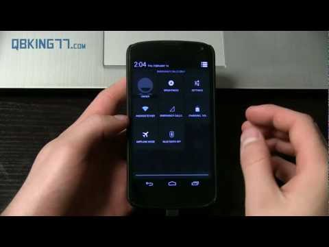 Android 4.2.2 Jelly Bean Review