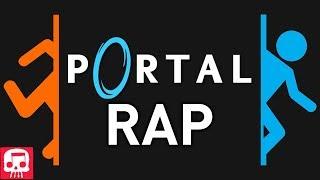 "PORTAL RAP by JT Music (feat. Andrea Kaden) - ""As One Door Closes"""