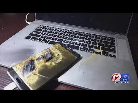 Providence Couple Struggles to get Samsung Phone Replaced