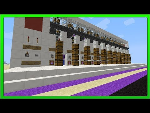 [Minecraft Concepts] Ultimate Redstone Auto Brewer: 1000+ potions per hour