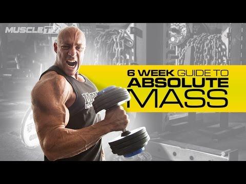 6 WEEKS TO ABSOLUTE MASS | Part 2: Diet & Supplementation