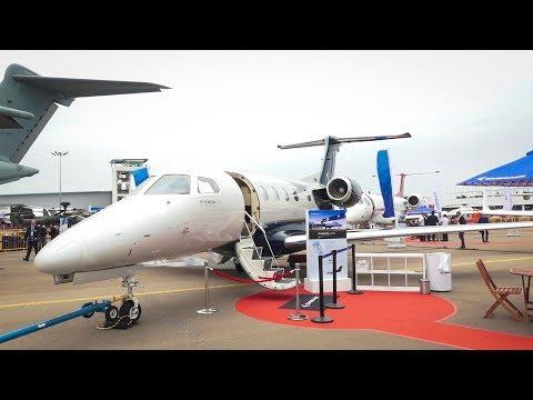 Inside the world's most popular business jet   CNBC International