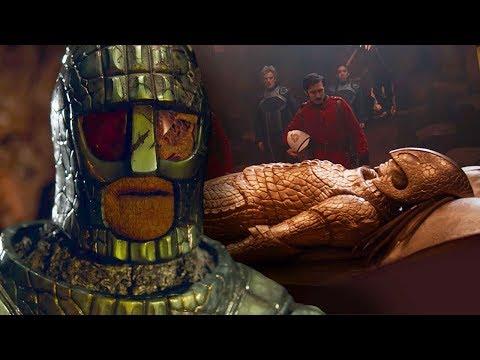 Ice Warriors on Mars! | Empress of Mars | Doctor Who | BBC