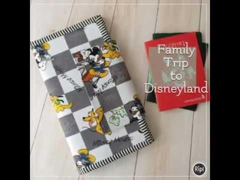 Family Passport Holder by CHEZVIES at ETSY