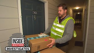 Download Inside Edition Producer Goes Undercover to Deliver Amazon Packages Video