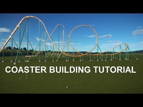 Planet Coaster: Coaster Building Tutorial