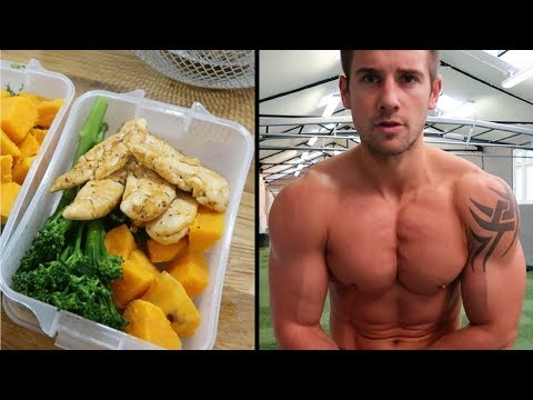 Food Prep | Chest & Bicep Routine