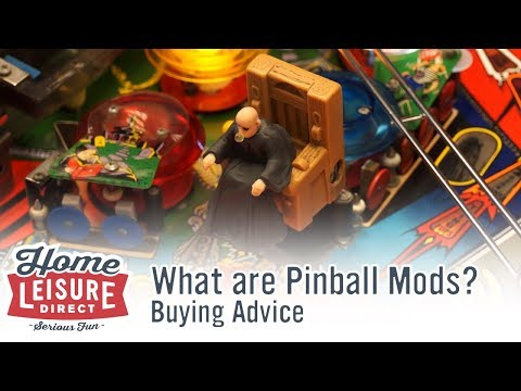 What are Pinball Mods?