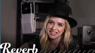 "ZZ Ward Talks Songwriting and Performs ""Put the Gun Down"" 