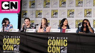 Steven Universe | Live Panel From SDCC 2018  | Cartoon Network