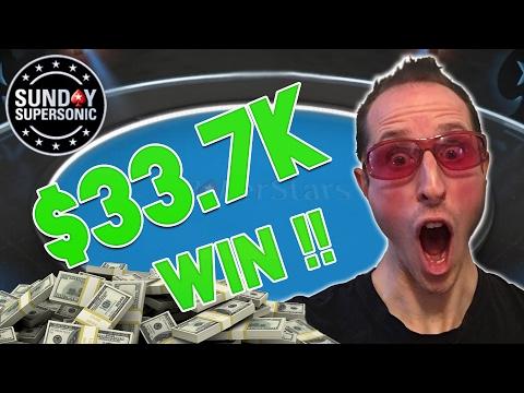 My Biggest Poker Win Ever!!!!!
